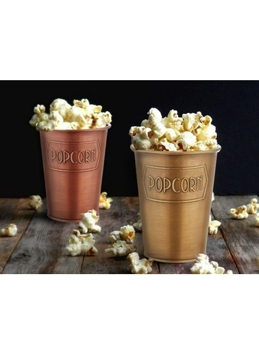 The Mia Popcorn Kasesi - Gold Altın